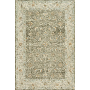 Julian Taupe and Sand Rectangular: 5 Ft. x 7 Ft. 6 In.  Rug