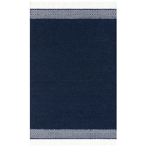 Aries Denim 91-Inch Rug