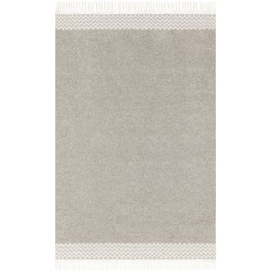 Aries Dove 118-Inch Rug