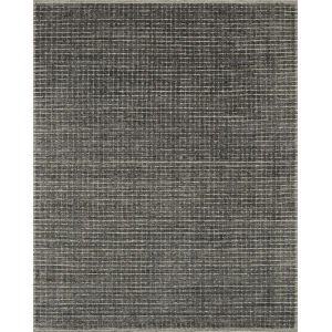 Beverly Charcoal Runner 2Ft. 6In. x 9Ft. 9In. Rug