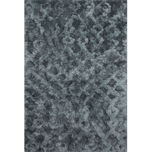 Caspia Teal Rectangle: 7 Ft. 6 In. x 9 Ft. 6 In. Rug