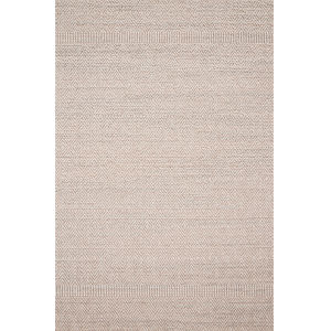 Cole Blush and Ivory 2 Ft. 7 In. x 12 Ft. Power Loomed Rug