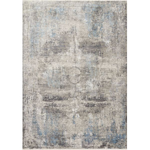 Franca Slate Sky Rectangular 3Ft. 7In. x 5Ft. 8In. Rug