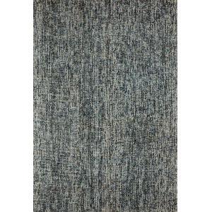 Harlow Denim Charcoal Rectangular: 2 Ft. 6 In. x 9 Ft. 9 In. Rug