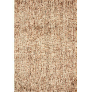 Harlow Rust Charcoal Rectangular: 2 Ft. 6 In. x 9 Ft. 9 In. Rug