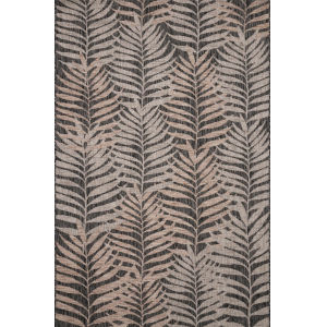 Isle Natural Black Rectangle: 7 Ft. 1 x 10 Ft. 9 In. Rug