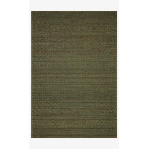Lily Green Runner: 2 Ft. 6 In. x 7 Ft. 6 In.
