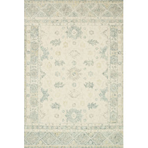 Norabel Ivory Slate Rectangular: 5 Ft. x 7 Ft. 6 In. Rug