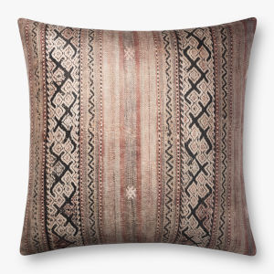 Multicolor Polyester 3 Ft. x 3 Ft. Throw Pillow Cover