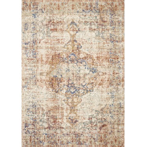 Revere Multicolor Round: 7 Ft. 1 x 7 Ft. 1 Rug