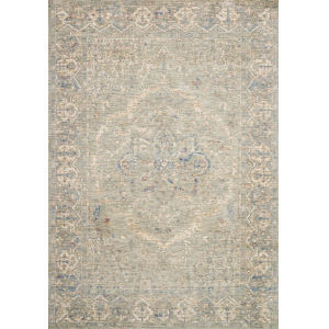 Revere Mist Rectangle: 2 Ft. x 3 Ft. 2 In. Rug