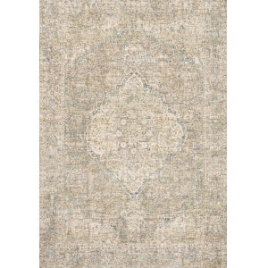 Revere Granite Blue Rectangle: 7 Ft. 1 x 10 Ft. Rug