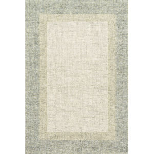 Rosina Olive 2 Ft. 6 In. x 13 Ft. Hand Tufted Rug