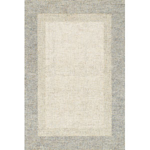 Rosina Sand 2 Ft. 6 In. x 9 Ft. 9 In. Hand Tufted Rug