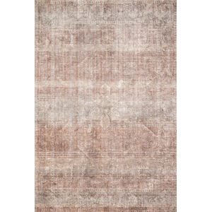 Rumi Clay Stone Rectangle: 2 Ft. x 3 Ft. Rug