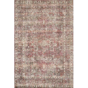 Rumi Berry Rectangle: 3 Ft. 6 In. x 5 Ft. 6 In. Rug