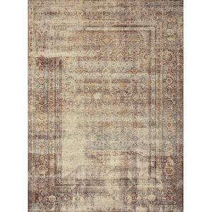 Sebastian Natural Brick Rectangular 7Ft. 10In. x 11Ft. 2In. Rug
