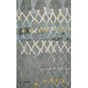 Symbology Multicolor Rectangle: 5 Ft. x 7 Ft. 6 In. Rug