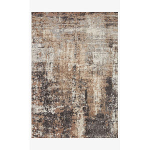 Theory Taupe Gray Runner: 2 Ft. 7 In. x 10 Ft. 10 In.