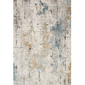 Alchemy Stone and Slate 6 Ft. 7 In. x 9 Ft. 2 In. Rectangular Rug