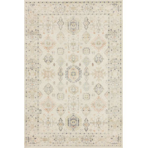 Hathaway Beige Multicolor Rectangular: 2 Ft. 6 In. x 7 Ft. 6 In. Rug