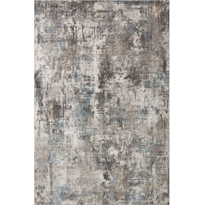 Maeve Slate and Mist 6 Ft. 7 In. x 9 Ft. 10 In. Area Rug