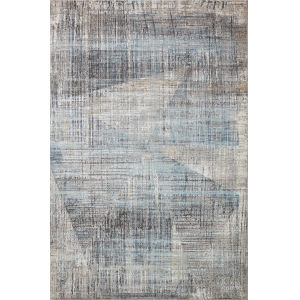 Maeve Granite and Mist 6 Ft. 7 In. x 9 Ft. 10 In. Area Rug