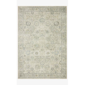 Skye Natural and Sage Rectangular: 2 Ft. 6 In. x 7 Ft. 6 In. Area Rug