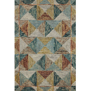 Spectrum Lagoon Spice Rectangular: 5 Ft. x 7 Ft. 6 In. Rug