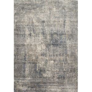 Teagan Denim and Slate 1 Ft. 6 In. x 1 Ft. 6 In. Square Rug