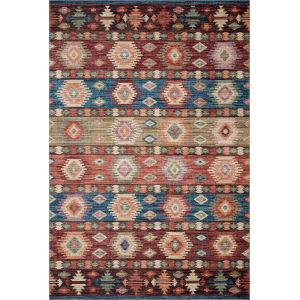 Zion Fiesta Multicolor Rectangular: 8 Ft. 6 In. x 11 Ft. 6 In. Rug