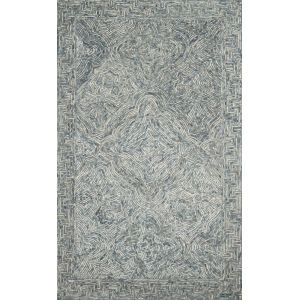Ziva Denim 9 Ft. 3 In. x 13 Ft. Hand Tufted Rug