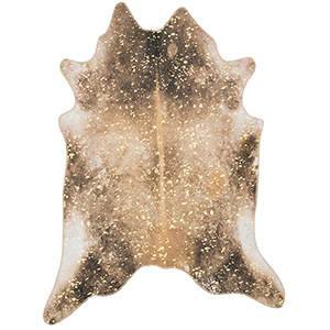 Odessa Mocha And Sand Rectangular: 5 Ft. X 6 Ft. 6 In. Rug