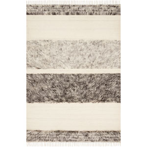 Crafted by Loloi Abbot Natural Stone Rectangle: 3 Ft. 6 In. x 5 Ft. 6 In. Rug