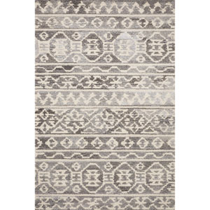 Crafted by Loloi Artesia Stone Ivory Runner: 2 Ft. 6 In. x 7 Ft. 6 In.