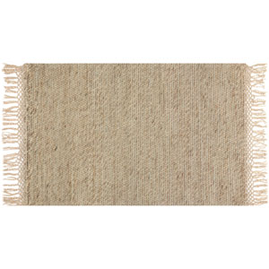 Crafted by Loloi Brea Beige Rectangle: 7 Ft. 9 In. x 9 Ft. 9 In. Rug