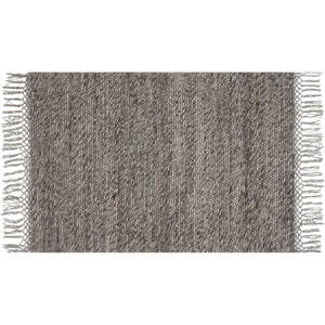 Crafted by Loloi Brea Grey Rectangle: 3 Ft. 6 In. x 5 Ft. 6 In. Rug