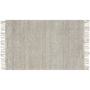 Crafted by Loloi Brea Ivory Rectangle: 3 Ft. 6 In. x 5 Ft. 6 In. Rug