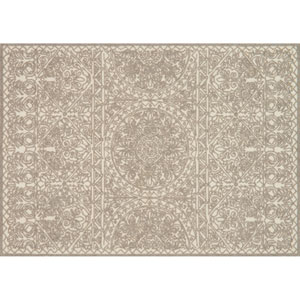 Crafted by Loloi Glendale Natural Rectangle: 3 Ft. 6 In. x 5 Ft. 6 In. Rug