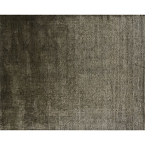 Crafted by Loloi Gramercy Graphite Rectangle: 8 Ft. 6 In. x 11 Ft. 6 In. Rug