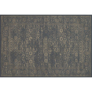 Crafted by Loloi Huntington Slate Rectangle: 5 Ft. 3 In. x 7 Ft. 6 In. Rug