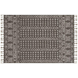 Crafted by Loloi Napa Grey Rectangle: 9 Ft. 3 In. x 13 Ft. Rug