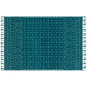 Crafted by Loloi Napa Sea Rectangle: 9 Ft. 3 In. x 13 Ft. Rug