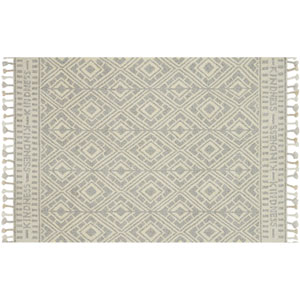 Crafted by Loloi Napa Silver Rectangle: 9 Ft. 3 In. x 13 Ft. Rug