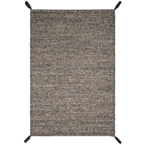 Crafted by Loloi Oakdell Grey Rectangle: 2 Ft. 3 In. x 3 Ft. 9 In. Rug