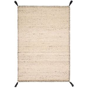 Crafted by Loloi Oakdell Natural Rectangle: 5 Ft. x 7 Ft. 6 In. Rug