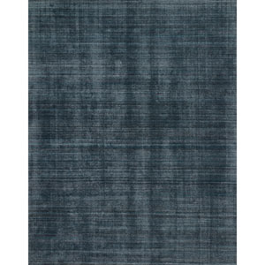 Crafted by Loloi Pasadena Midnight Rectangle: 5 Ft. 6 In. x 8 Ft. 6 In. Rug