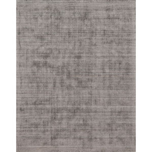 Crafted by Loloi Pasadena Smoke Rectangle: 4 Ft. x 6 Ft. Rug