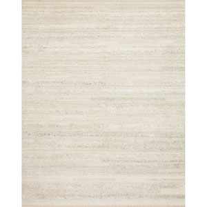 Crafted by Loloi Rodeo Ivory Rectangle: 5 Ft. 6 In. x 8 Ft. 6 In. Rug