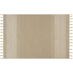 Crafted by Loloi Solano Sage Rectangle: 3 Ft. 6 In. x 5 Ft. 6 In. Rug